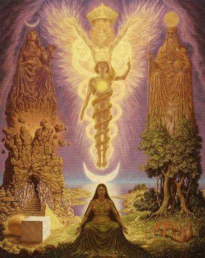 La auto-realización íntima del Ser, pasa por la regeneración, física y anímica.