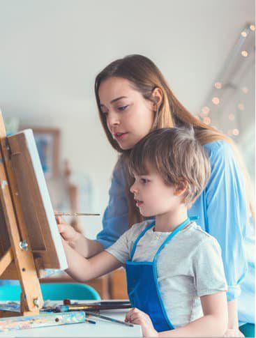 Educar también es enseñar las posibilidades y cualidades que tiene el niño.
