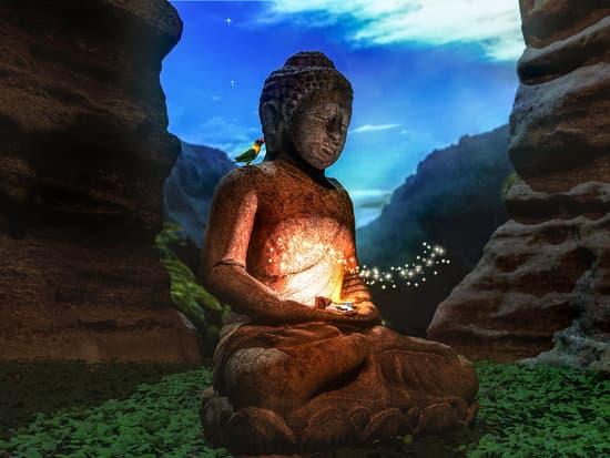 La meditación nos permite adquirir la paz interior.
