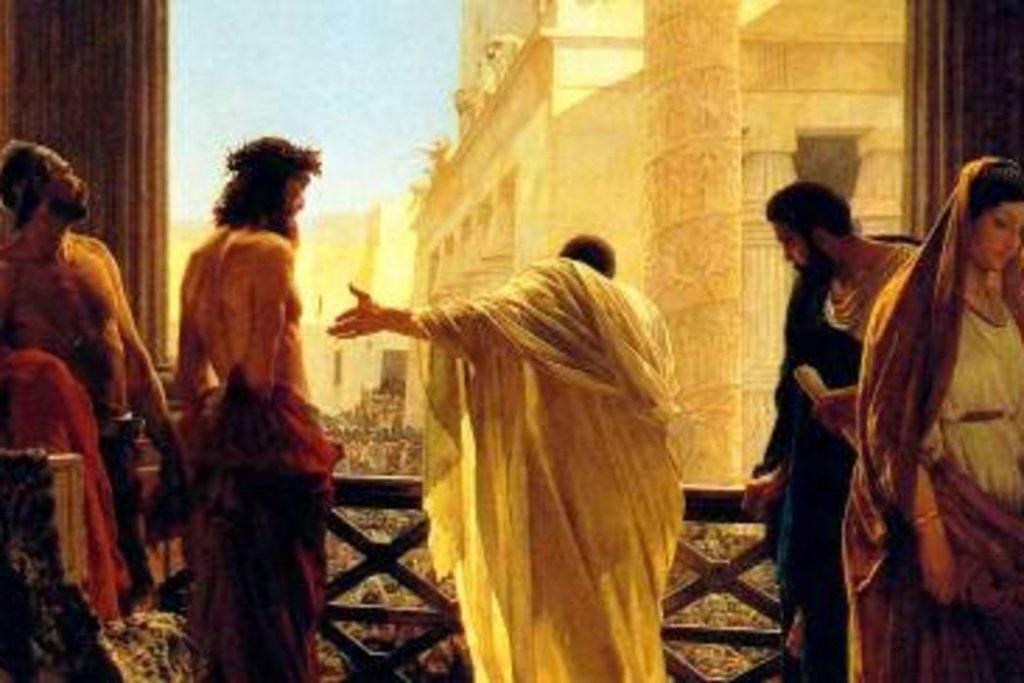 Fue justo el juicio a nuestro Señor El Cristo?