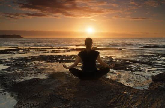 La meditación nos permite conquistar la armonía y la paz interior.
