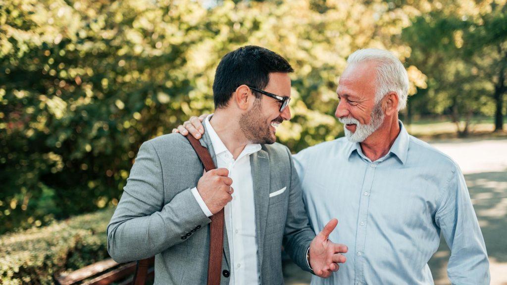 Buscar el diálogo con simpatía es un arte en la comunicación.