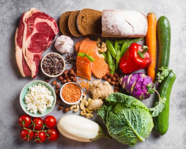 Es indispensable para una buena salud una  alimentación sana y equilibrada.