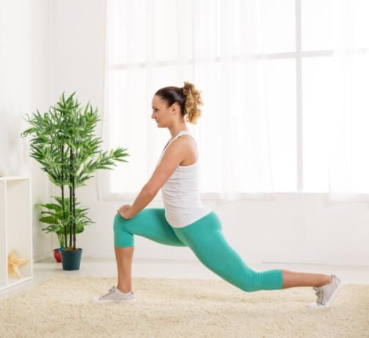 Hacer un poco de ejercicio moderado cada día, nos mantiene sanos y dinámicos.