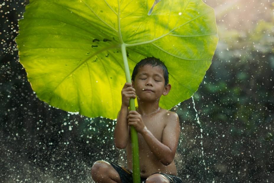 La paz interior nos permite afrontar todas las situaciones de la vida.