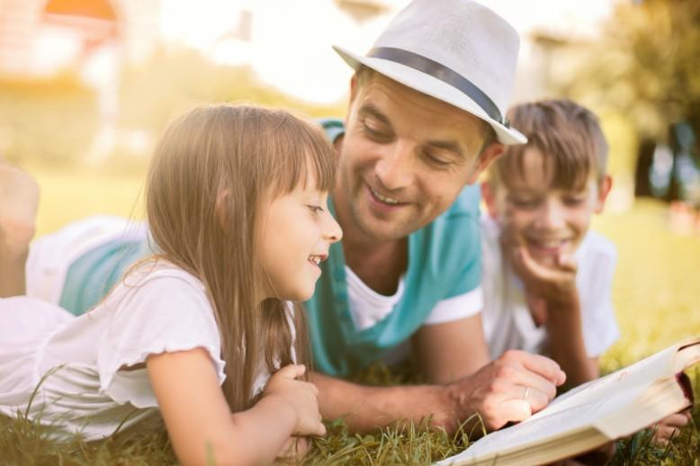 Si queremos fomentar algo en nuestros hijos, lo mejor es hacerlo con ellos.