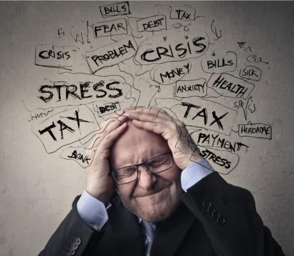 El stress es el mal más común de nuestro tiempo.